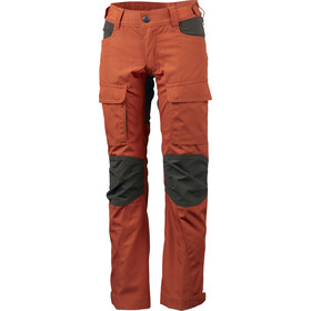 Lundhags Authentic II - Pantalon Enfant - orange/rouge